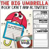 READ ALOUD ACTIVITIES and CRAFT The Big Umbrella (Inclusion Craft)