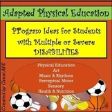 Inclusion and Virtual Learning Ideas for Students with Spe