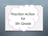 Inclusive 5th Grade Math Lesson Plan