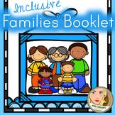 Inclusive Families Booklet for Primary Learners and Beginn