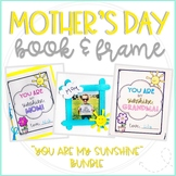 "Mother's Day Gifts for Mom, Stepmom, Grandma, Aunt: ""You Are My Sunshine"" Bundle"
