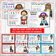 Inclusive Posters for Even and Odd and Prime and Composite Numbers