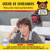 Inclusive Posters for Order of Operations BEDMAS and BODMAS