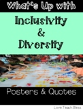 Inclusive and Diverse Quotes & Posters