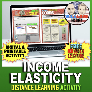 Income Elasticity Activity