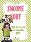 Income Sort
