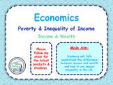Income & Wealth - Inequality, Distribution of Income & Poverty - Economics