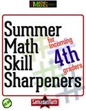Incoming 4th Grader Summer Skill Sharpeners: For Rising 3rd Graders & More?