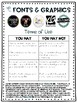 Uh-Oh Incomplete Classwork Accountability Form