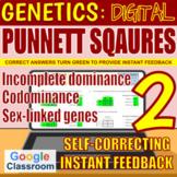 Incomplete Dominance, Codominance, Sex-linked Genes - Punn