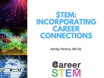 Incorporating Career Connections Mini Course (STEM Professional Development)