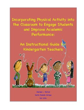 Incorporating Physical Activity in the Classroom-CCSS Aligned Lesson Plans