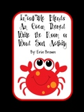 "In""crab""ible Blends-An Ocean Themed Write the Room or Word Sort"