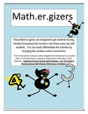 Increase 2nd Grade Math Fluency with these Math Activities