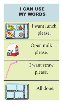 Increase Communication at lunchtime