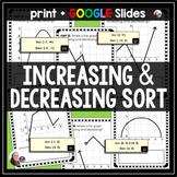 Increasing and Decreasing Matching Activity