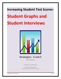 Increasing Student Test Scores:  Student Graphs and Student Interviews