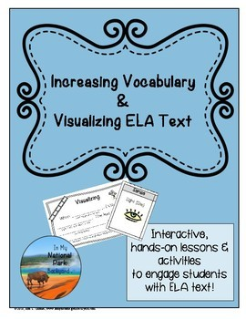 Increasing Vocabulary & Visualizing ELA Text with IMNPB