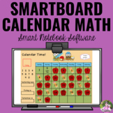 Interactive Calendar Math for SMART Board