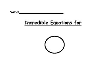 Incredible Equations and Equivalents