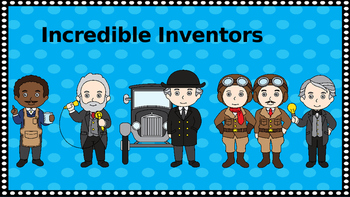 Incredible Inventors/Assembly Line