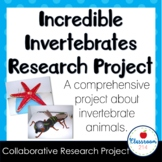 Incredible Invertebrates Project