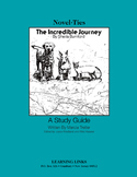 Incredible Journey - Novel-Ties Study Guide