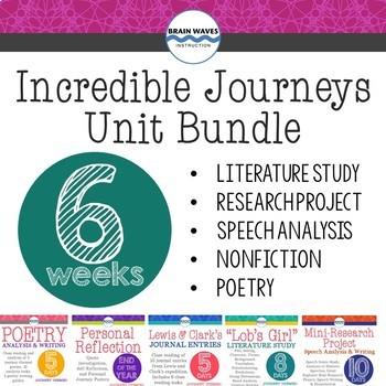 Incredible Journeys Multi-Unit Bundle