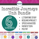 Incredible Journeys Bundle - Short Story, Research, Poetry, Nonfiction