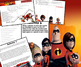 Incredibles 2 Movie Guide Packet