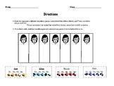 Incredibox Worksheet