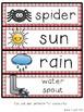 Incy Wincy Spider Nursery Rhyme Activity Pack