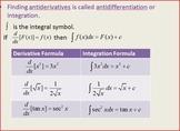 Indefinate Integrals (PP)