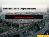 Indefinite Pronouns & S-V Agreement