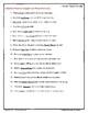 Indefinite Singular and Plural Pronouns Worksheet w/Key