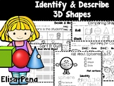 Identify & Describe 3D Shapes (Go Math Ch.10)