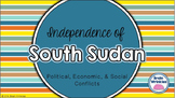 Independence of South Sudan