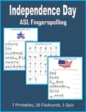 Independence Day (ASL Fingerspelling)