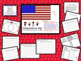 Independence Day Bundle (Activities to Engage Students abo