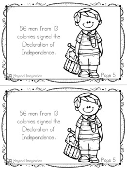 Independence Day Study | 44 Pages for Differentiated Learning + Bonus Pages