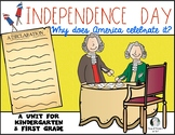 Independence Day {Fourth of July} Kindergarten & First Gra
