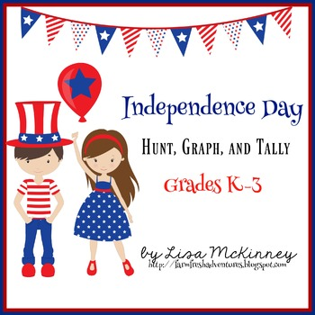 Independence Day Hunt, Graph, and Tally