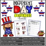 Independence Day Scavenger Hunt
