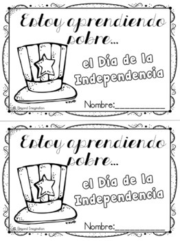 Independence Day Study   SPANISH Version