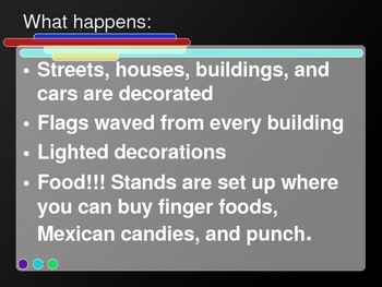 Independence Day in Mexico PPT