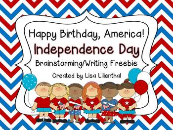 Independence Day/4th of July ~ Freebie!
