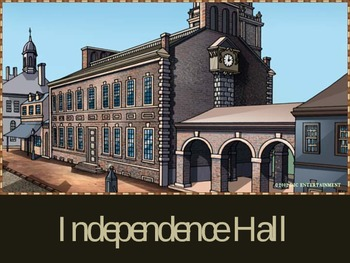 Independence Hall PPT - 7th stop in NE Region Tour