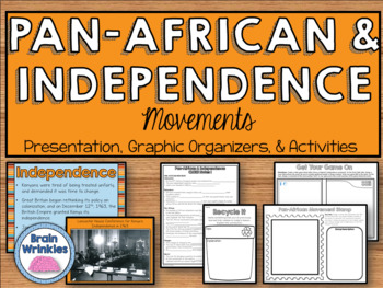 Independence Movements in Africa: South Africa, Nigeria, and Kenya (SS7H1)