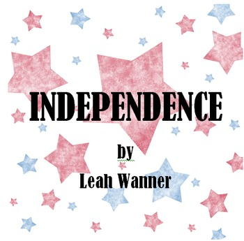 Independence: Original Song and Instrument Guessing Game