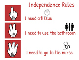 Independence Rules